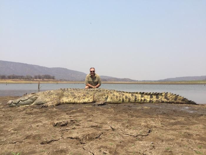 Crocodile Trophy Gallery